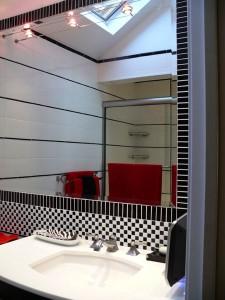 Field Trip Interior Designer Finds Shower Power In Northern NJ Life Style